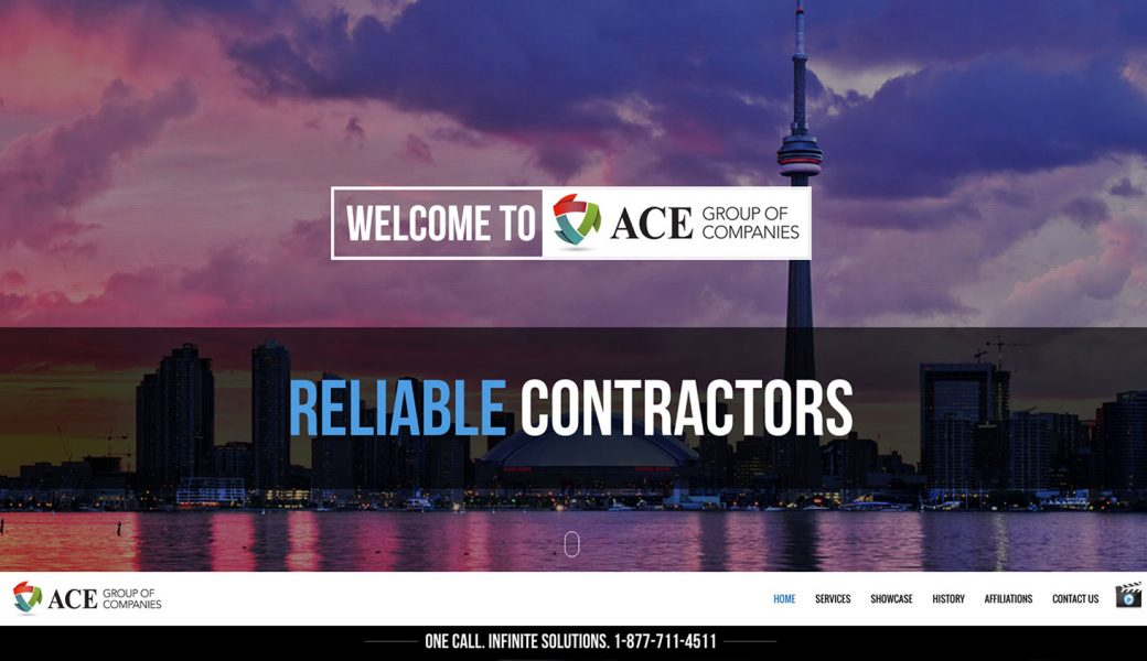 THE ACE GROUP OF COMPANIES