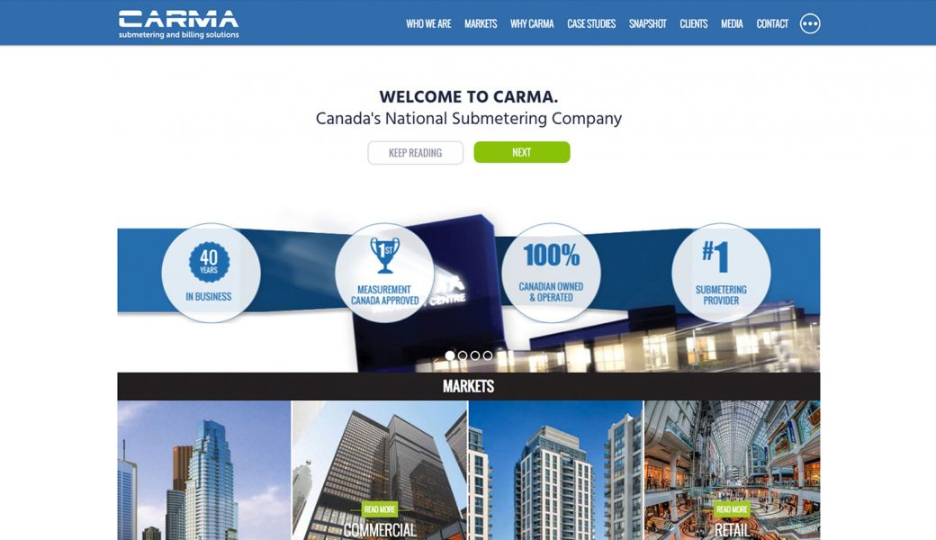 CARMA INDUSTRIES