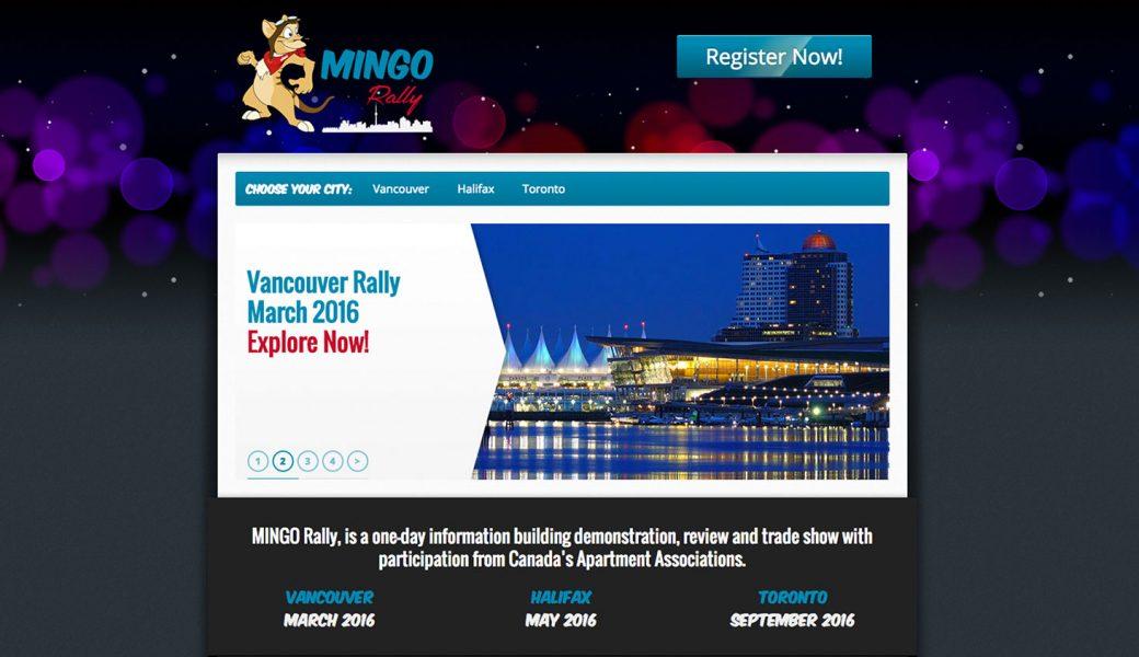 MINGO Rally