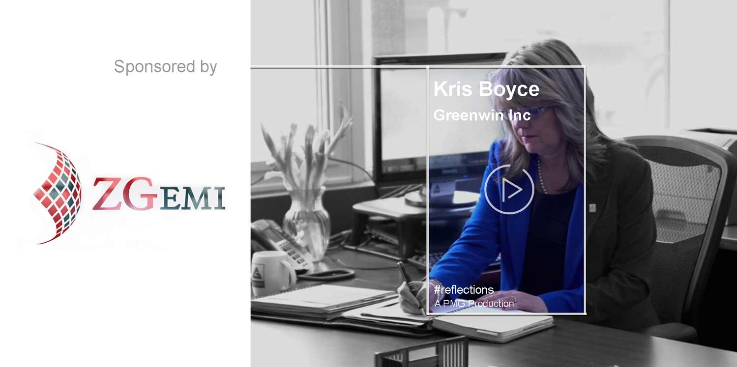 Kris Boyce, Greenwin Inc.