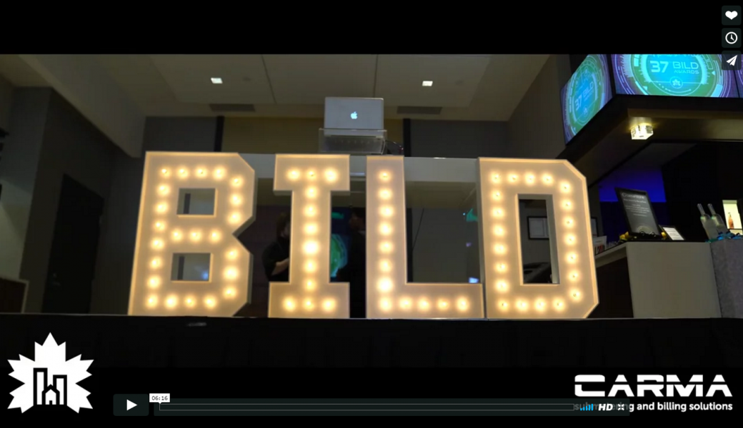37th Annual BILD Awards